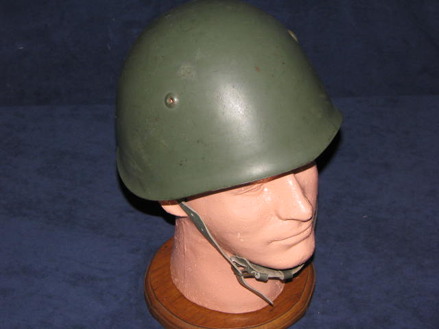 Original WWII Italian M-33 Army Helmet with Liner & Chinstrap Choice Condition 17-76