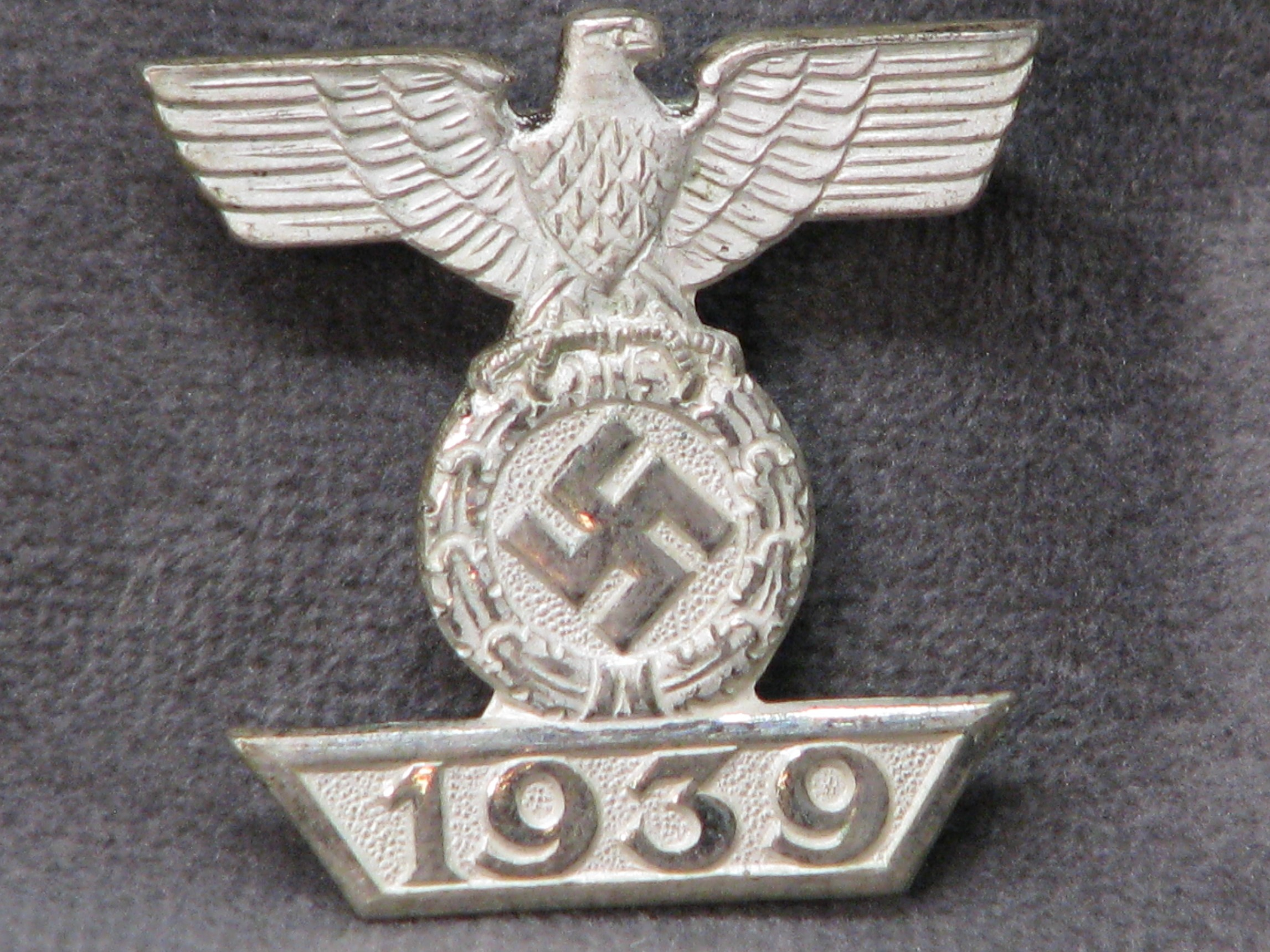 WWII German Spange to the Iron Cross 1939 Choice Condition 17-145