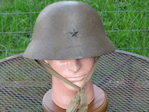 WWII Japan helmet